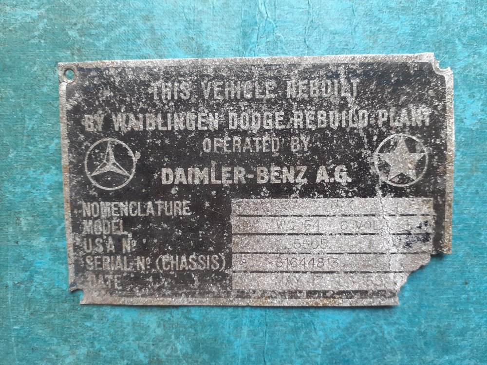 three quarter ton WC54 . chassis number 81644813 rebuild plate dated May 47.jpg