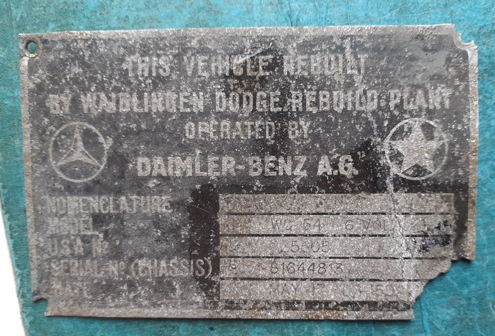 Rebuild plate dated  May 47. Dodge WC54.jpg